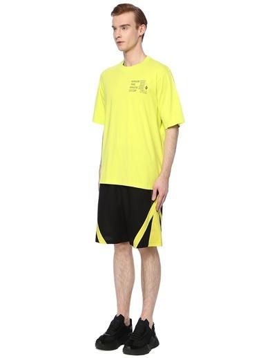 Marcelo Burlon Tişört Sarı